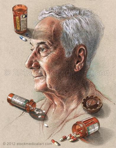Elderly-medications