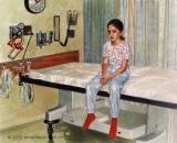 Girl-in-doctors-office